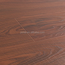 PINGO High quality with V-groove zebra laminate flooring