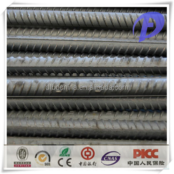 Reinforcing steel rebar,iron for construction/build materials