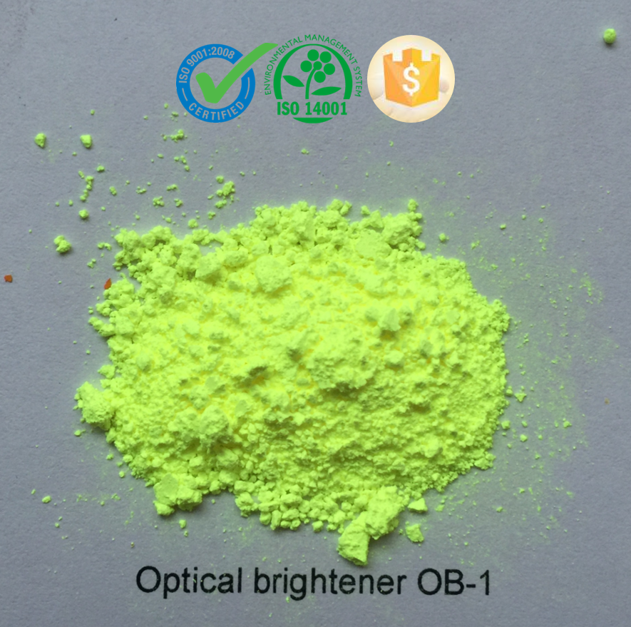 C28H18N2O3 1533-45-5 fluorescent optical brightener OB-1 for PE, PP, PC,POM, ABS resin