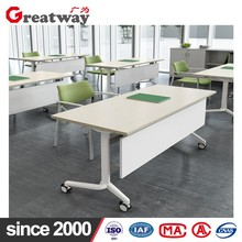 modern school furniture high end metal folding table