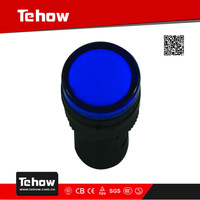 AD112 Blue color Indicator Pushbutton Switches