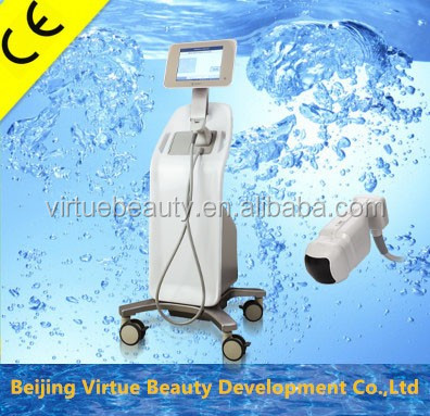 ultrasound hifu slimming machine/ high intensity focused ultrasound hifu slimming