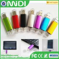 usb flash drive for smart phone OTG high speed