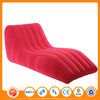 Comfortable inflatable folding chair sofa for outdoor camping sofa bed