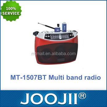 Good price AM/FM/SW1-2 4 low band portable radio