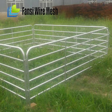 Galvanized farm fence new products sheep yard panels