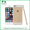 Wholesale 0.76 mm Ultra Thin Transparent and clear crystal PC Waterproof Full Protective Phone Case Cover for iPhone 6 / 6s