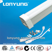 Good T5 2ft/3ft/4ft/6ft/8ft ETL listd T5 fluorescent fitting 15W