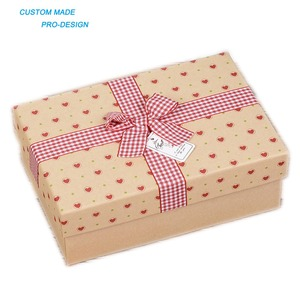 Excellent quality hot selling custom made chocolate gift paper box