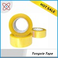 Wide single sided adhesive carton sealing packaging bopp tape