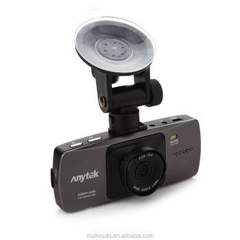 2.7 inch Car DVR Carcam with Low Illumination Night Operation Motion Detection Car Camera