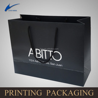 china cheap custom logo paper bag restaurant/Alibaba wholesale custom printed jewelry pouches,velet jewellery pouch with logo, m