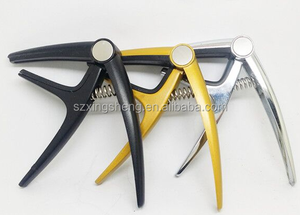 Hot Sale Cheap Price Colour alloy material Guitar Capo Tuners