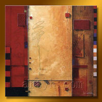 Nice Handmade Modern Abstract Wall Art Most Famous Oil Paintings