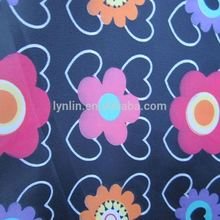 105gsm Online Shopping 228T Semi Dull Printed Wicking Nylon Fabric