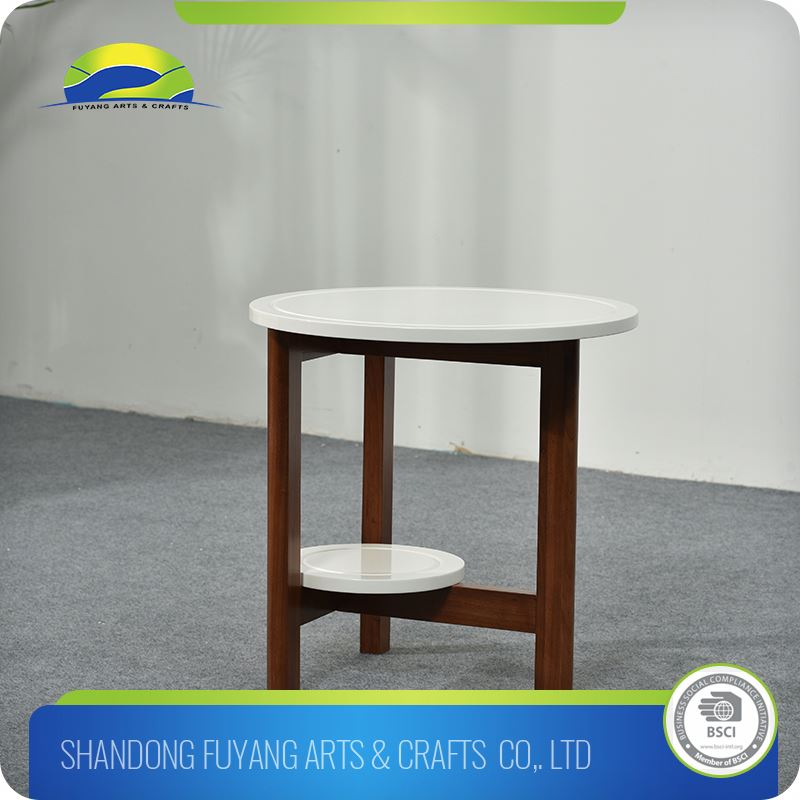 Home Furniture Round Pedestal Coffee Table