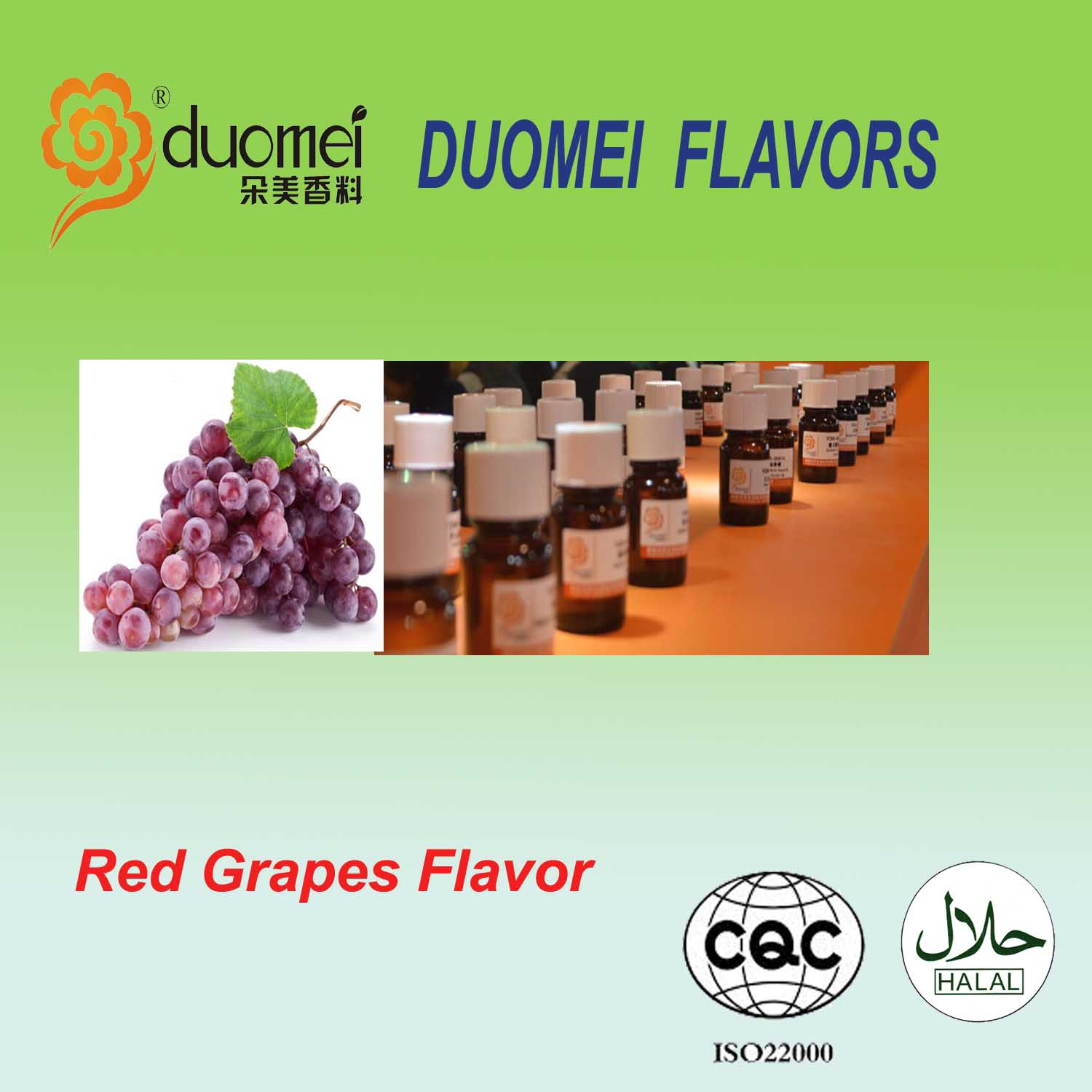 DM-21838 Red Grapes iff flavors with Rose Aroma for Candy use