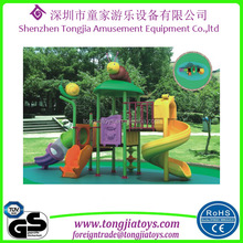 children outdoor play and exercise commercial outdoor playground playsets