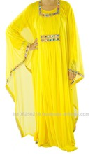 kaftans for women Dubai Farasha Moroccan Kaftan Dress Abaya Jilbab Islamic Arabian cloth...K78