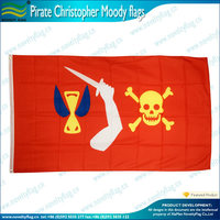 decorative Pirate christopher moody flags