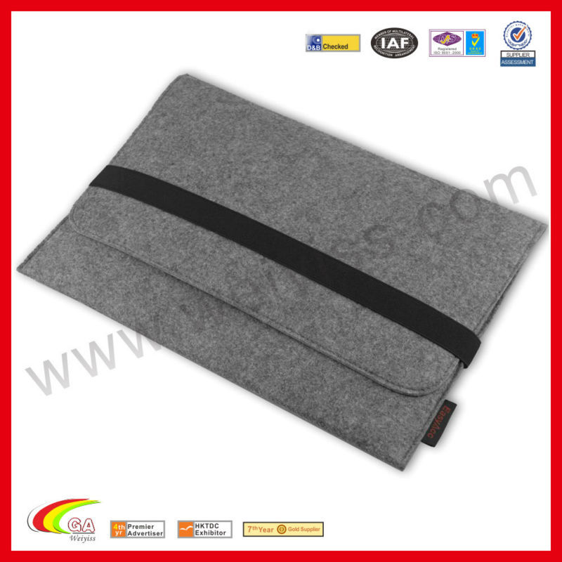 For 13.3 Inch MACBOOK PRO RETINA Felt Sleeve Carrying Bag