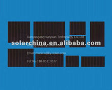 2016 New Design Solar Cells Amorphous Silicon Solar Panels