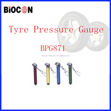china factory price Premium Led Digital Multi Car Tire Pressure Keychain Gauges,high quality digital pressure gauge