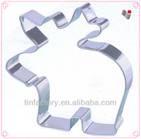 Cheap price multi metal christmas cookie cutters