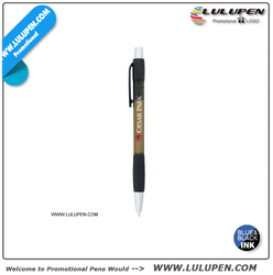 Centro Pen (Q10984) custom pencils no minimum pens gifts personalized blue ink pens