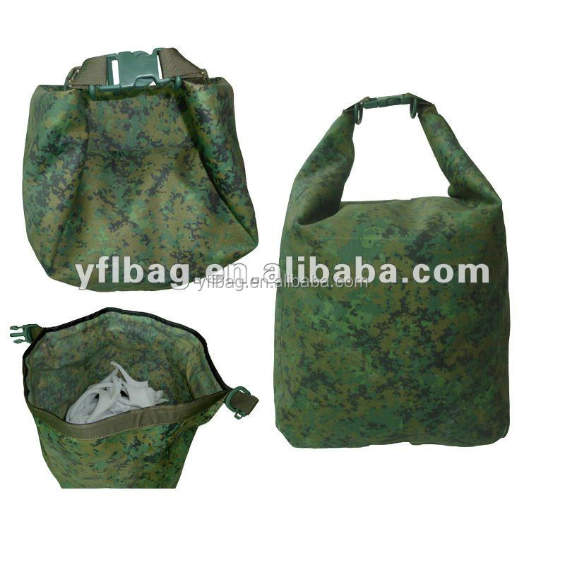 New durable waterproof military dry bag for camping,hiking