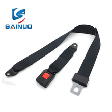 High Quality Simple 2 Point Static Safety Belt/Car Safety Seat belt or bus safety belt for sale