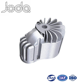 Automotive Engine Block Resin Sand High Pressure Die Casting Aluminum