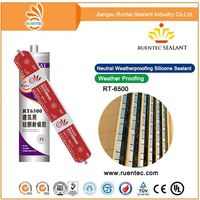 High Quality One Part acid Cure fast dry Silicone Sealant