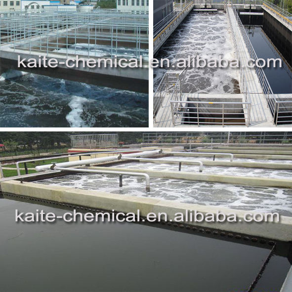 PE Biofilter media for industrial waste water treatment