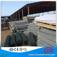 Strong technology pvc coated chain linked fence