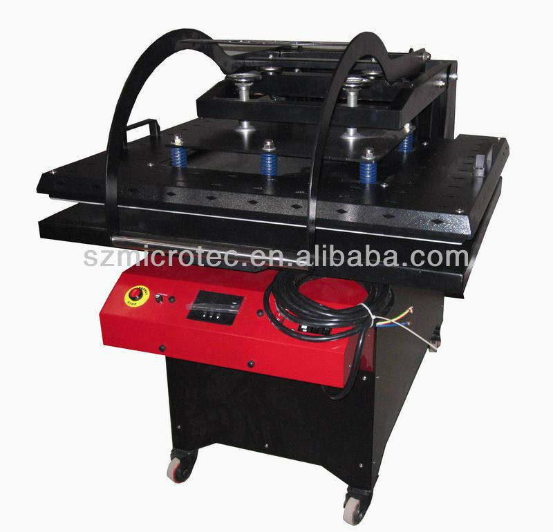 STM-40 vinyl press machine,heat press transfer machine