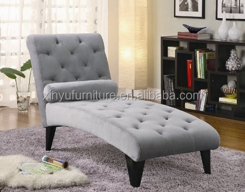 European bedroom furniture classic design lounge chaise XYN0230