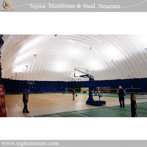Waterproof outdoor sports dome canopy air supported structures giant inflatable tents