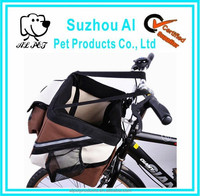 Bicycle Handlebar Small Pet Travel Bike Basket Bike Pet Carrier