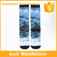 New Fashionable Sock Dye Sublimation Printing Tire Snow Sock