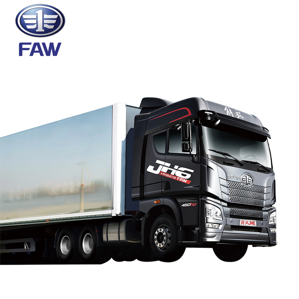 FAW JH6 Passed ECE,CCC 6*4 Special Tractor Truck
