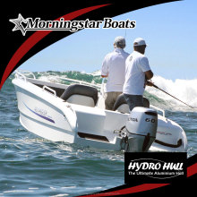 15ft aluminum racing boat for sale