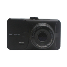 3.0 inch high quality hd 1080p car dvr with g-sensor motion detection car dash cam