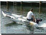 12' Kayak Inflatable Boat