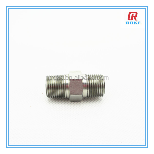 4 inch male thread stainless steel nipple pipe fitting
