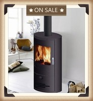 cheap steel wood burning stoves On Sale (DL001)
