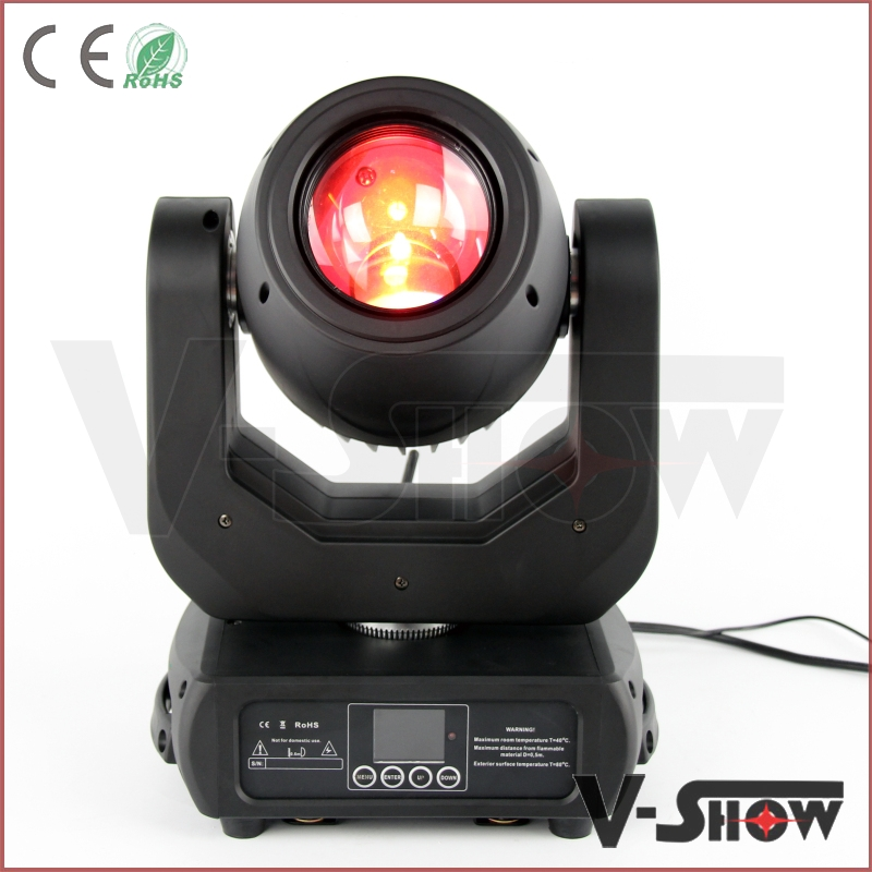 Professional Gobo stage light 3D sunflower spot 150w led exhibition popular spot movingheads 575 magic clone beam