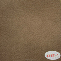 Semi PU leather material for upholstery sofa and furniture