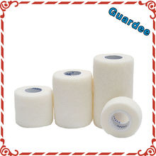 china guardee Cut Edge Heavy Sports Care Tape Elastic Adhesive Bandage (ce Approved)