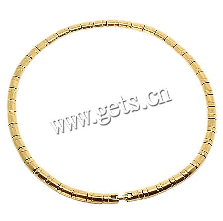 Gets titanium steel titanium necklace cor wholesale